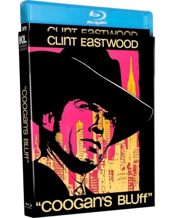 Coogan's Bluff Blu-ray