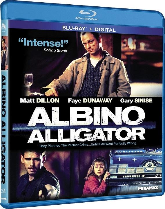Albino Alligator Blu-ray