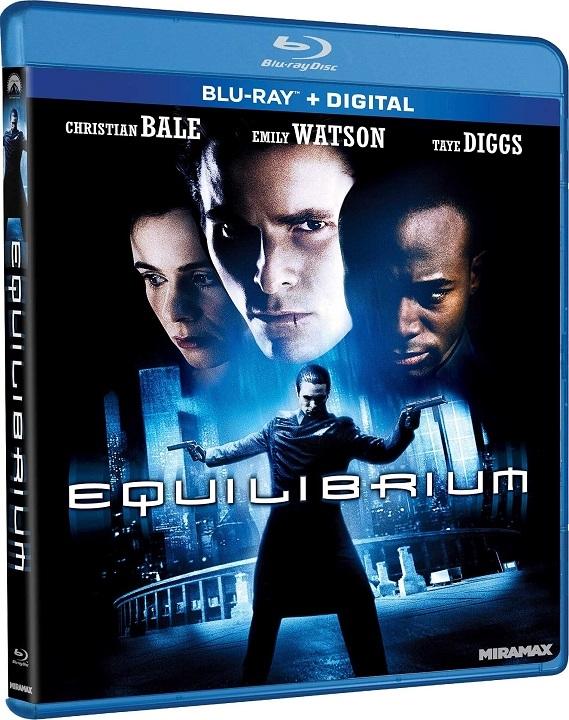 Equilibrium Blu-ray