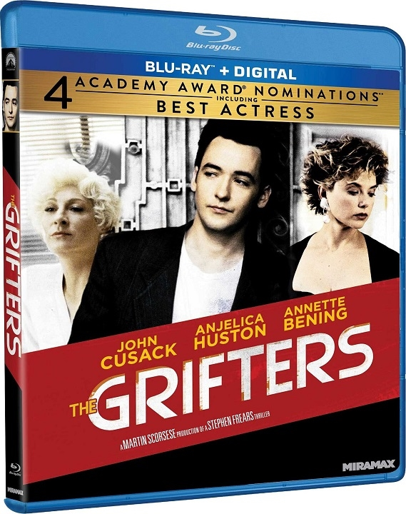 The Grifters Blu-ray