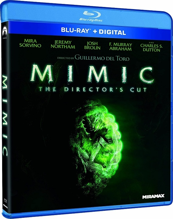 Mimic: The Director's Cut Blu-ray
