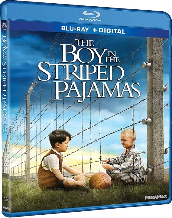 The Boy in the Striped Pajamas Blu-ray