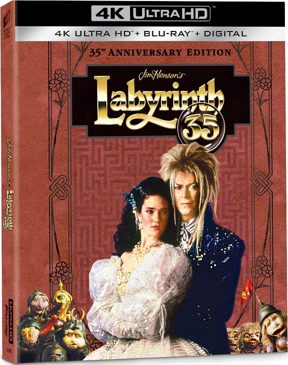 Labyrinth 35 in 4K Ultra HD Blu-ray at HD MOVIE SOURCE
