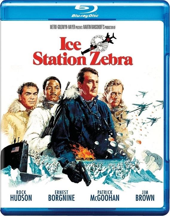 Ice Station Zebra (Blu-ray)(Region Free)