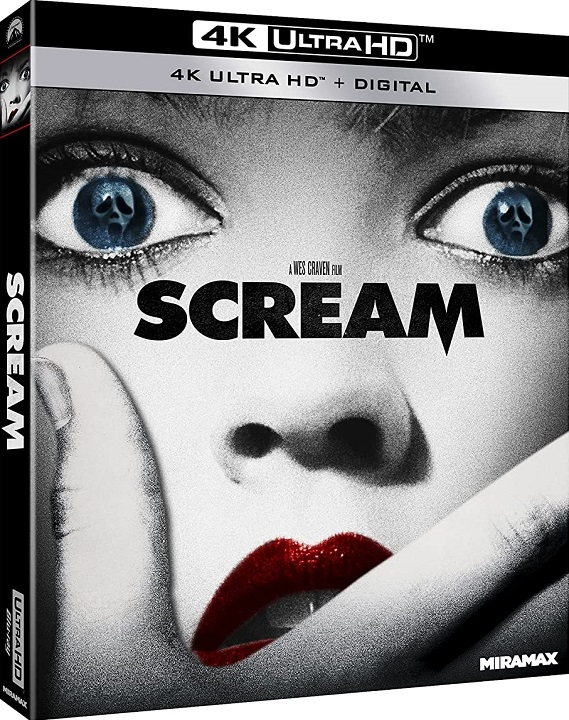Scream 25th Anniversary Edition in 4K Ultra HD Blu-ray at HD MOVIE SOURCE
