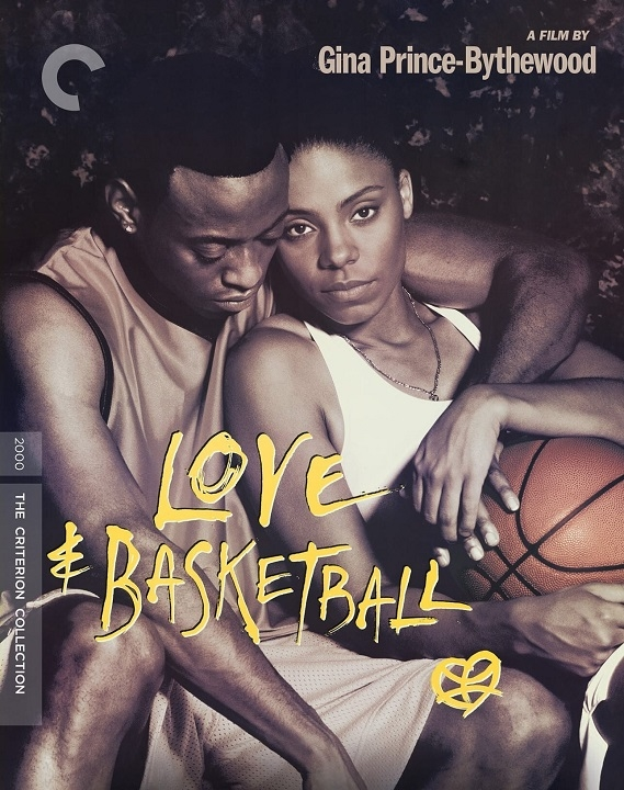Love & Basketball (The Criterion Collection)(Blu-ray)(Region A)