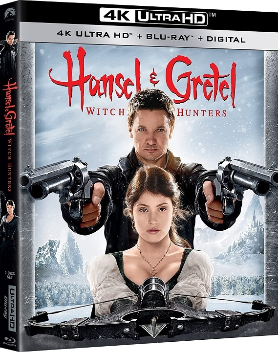 Hansel & Gretel: Witch Hunters in 4K Ultra HD Blu-ray at HD MOVIE SOURCE