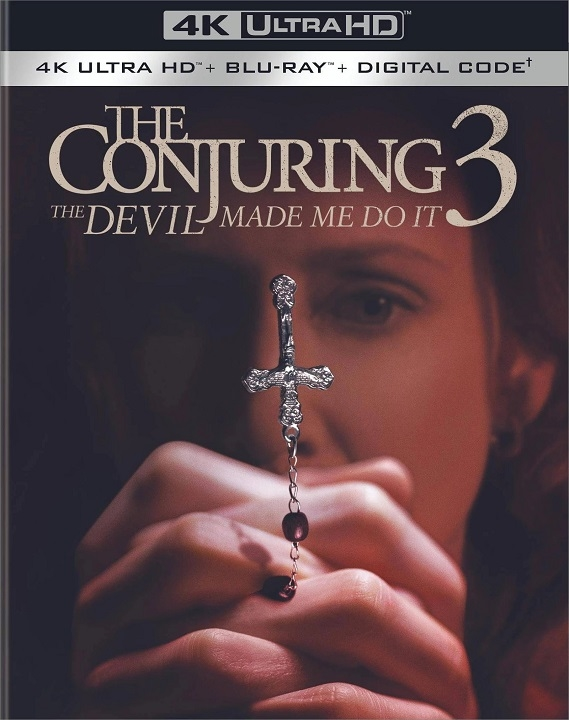The Conjuring: The Devil Made Me Do It in 4K Ultra HD Blu-ray at HD MOVIE SOURCE