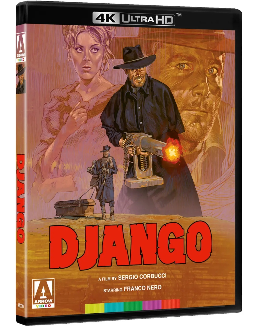 Django (1966)(Standard Edition) in 4K Ultra HD Blu-ray at HD MOVIE SOURCE