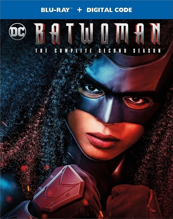 Batwoman: The Complete Second Season Blu-ray