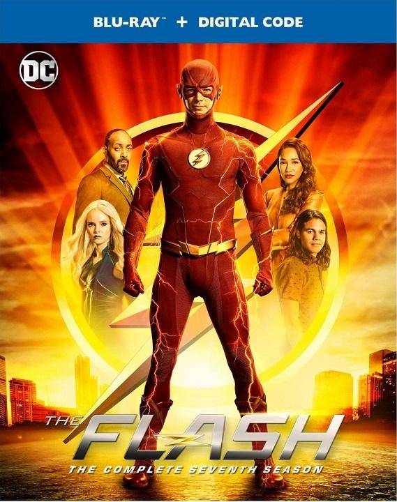 The Flash: The Complete Seventh Season Blu-ray