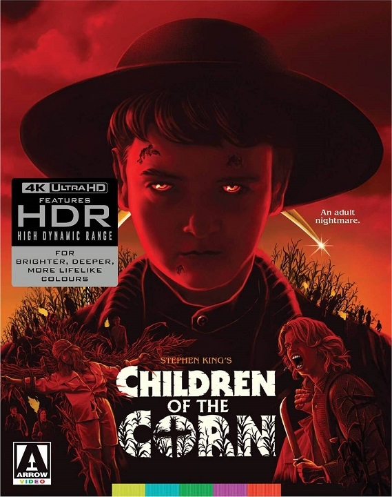 Children of the Corn in 4K Ultra HD Blu-ray at HD MOVIE SOURCE