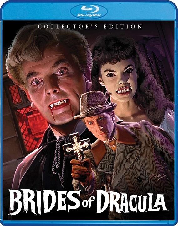 The Brides of Dracula Blu-ray