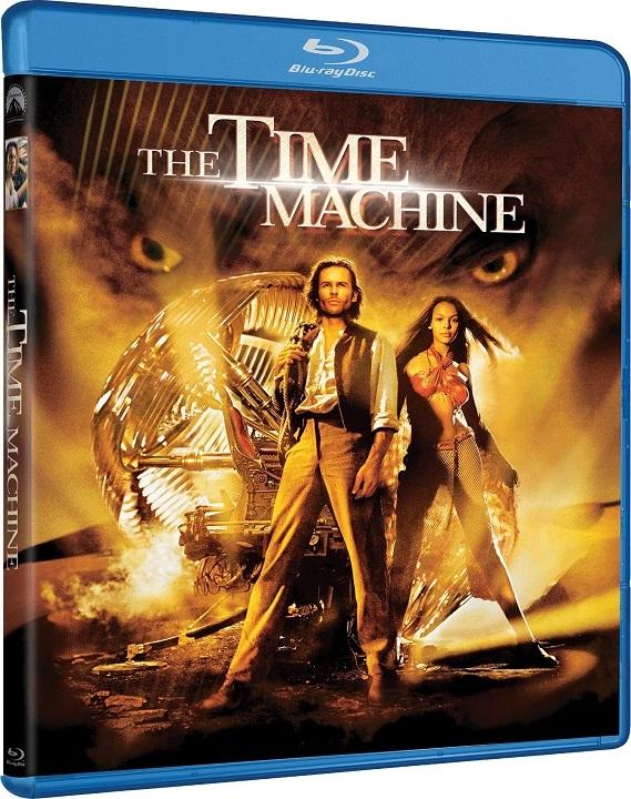 The Time Machine (2002) Blu-ray