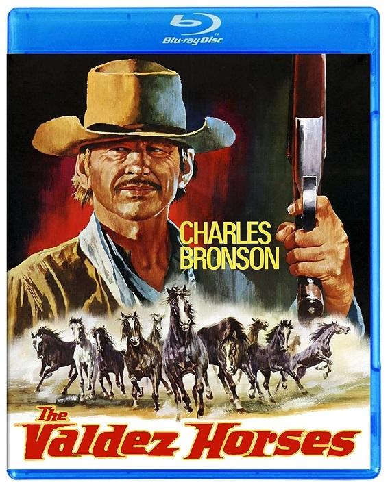 The Valdez Horses Blu-ray