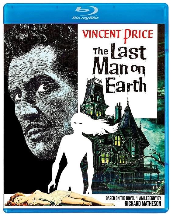 The Last Man on Earth Blu-ray