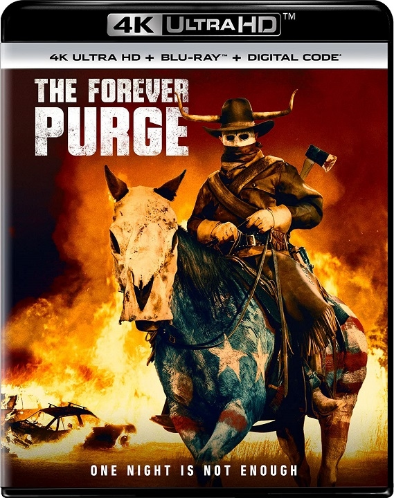 The Forever Purge in 4K Ultra HD Blu-ray at HD MOVIE SOURCE