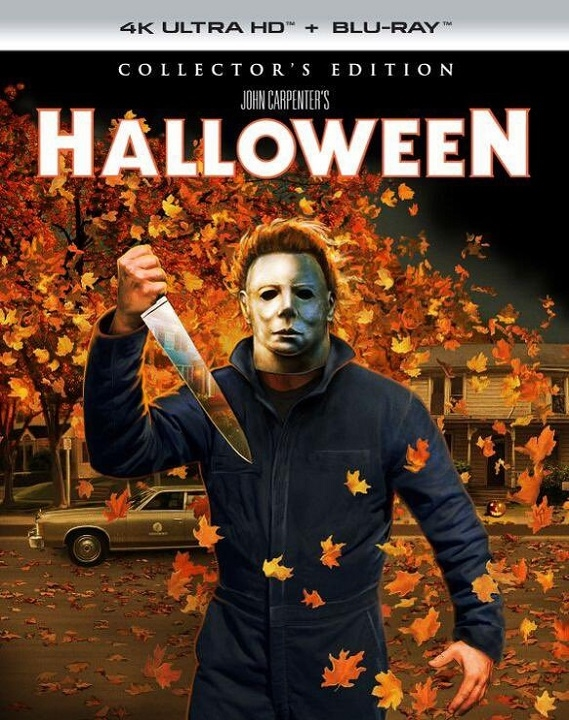 Halloween (1978)(Collector's Edition) in 4K Ultra HD Blu-ray at HD MOVIE SOURCE