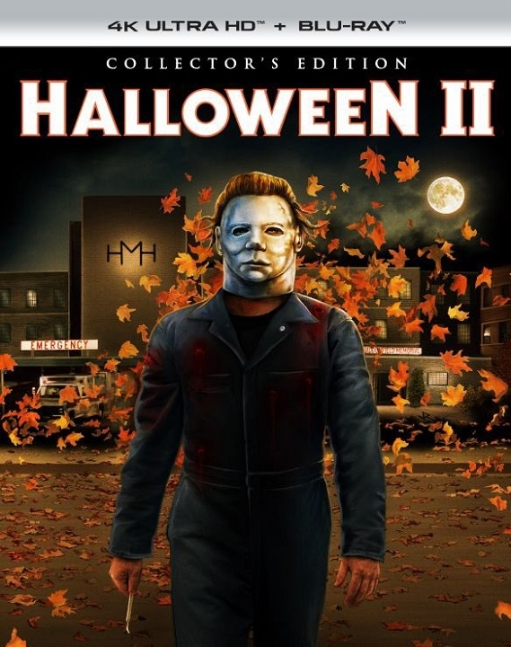 Halloween II (Collector's Edition) in 4K Ultra HD Blu-ray at HD MOVIE SOURCE