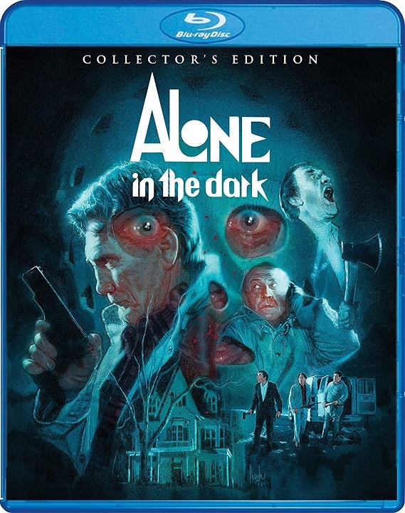 Alone in the Dark Collector's Edition Blu-ray