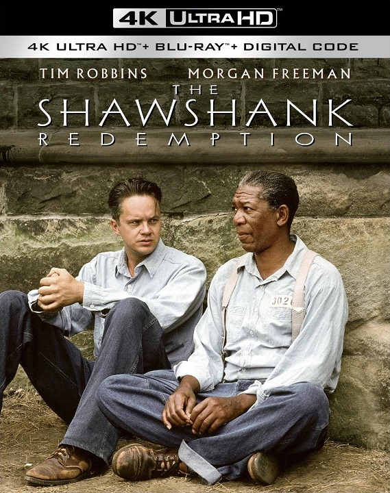The Shawshank Redemption in 4K Ultra HD Blu-ray at HD MOVIE SOURCE