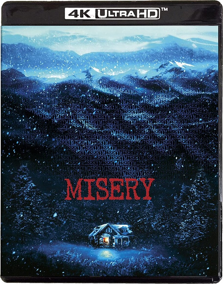 Misery in 4K Ultra HD Blu-ray at HD MOVIE SOURCE