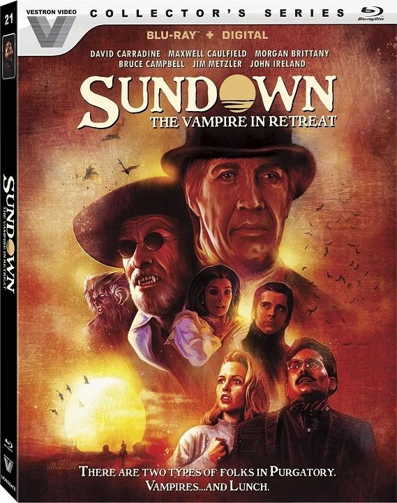 Sundown: The Vampire in Retreat Blu-ray
