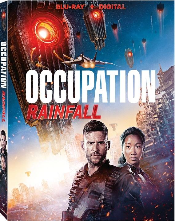 Occupation: Rainfall Blu-ray