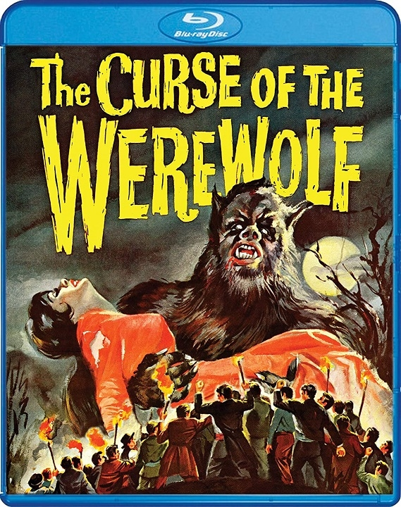 The Curse of the Werewolf Blu-ray
