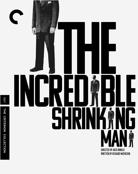The Incredible Shrinking Man (The Criterion Collection)(Blu-ray)(Region A)