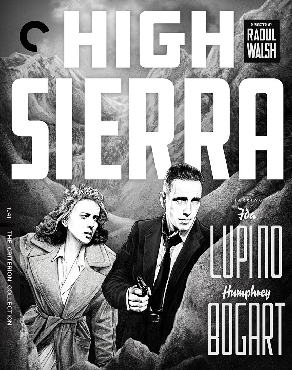 High Sierra (The Criterion Collection)(Blu-ray)(Region A)(Pre-order / Oct 12)