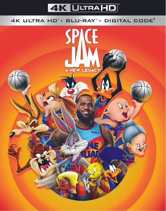 Space Jam 2: A New Legacy in 4K Ultra HD Blu-ray at HD MOVIE SOURCE