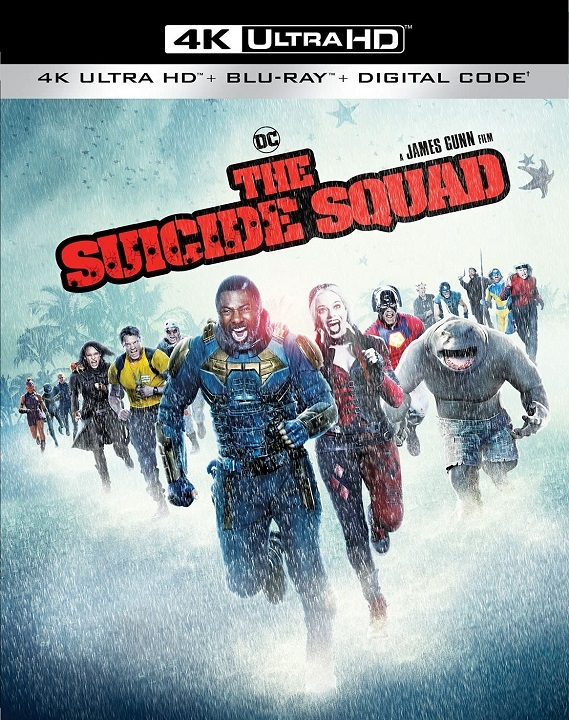 The Suicide Squad (2021) in 4K Ultra HD Blu-ray at HD MOVIE SOURCE