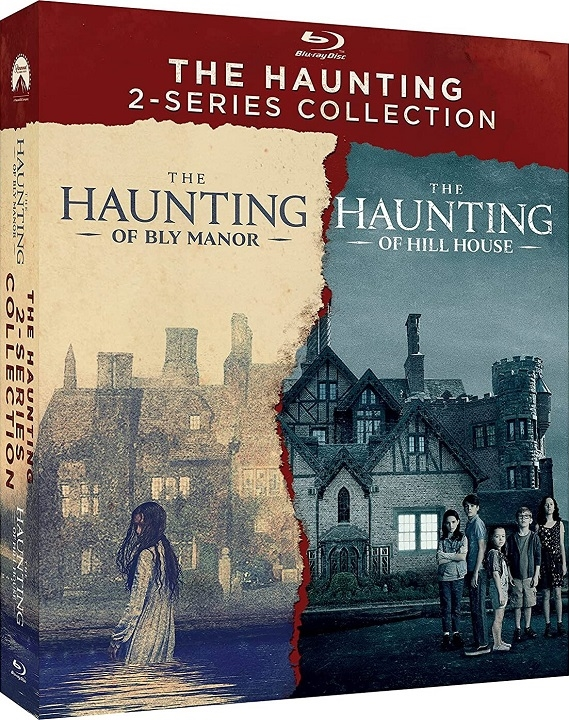 The Haunting: 2-Series Collection Blu-ray