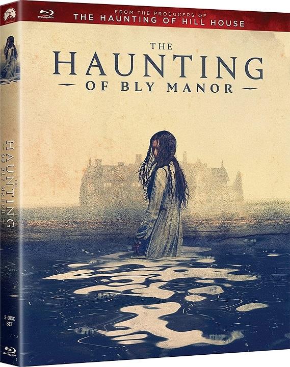 The Haunting of Bly Manor Blu-ray