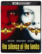The Silence of the Lambs in 4K Ultra HD Blu-ray at HD MOVIE SOURCE
