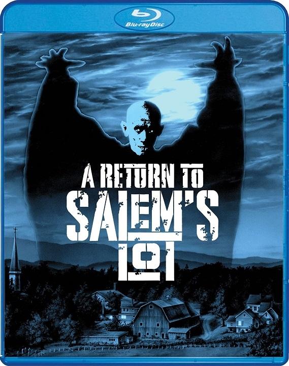 A Return to Salem's Lot Blu-ray