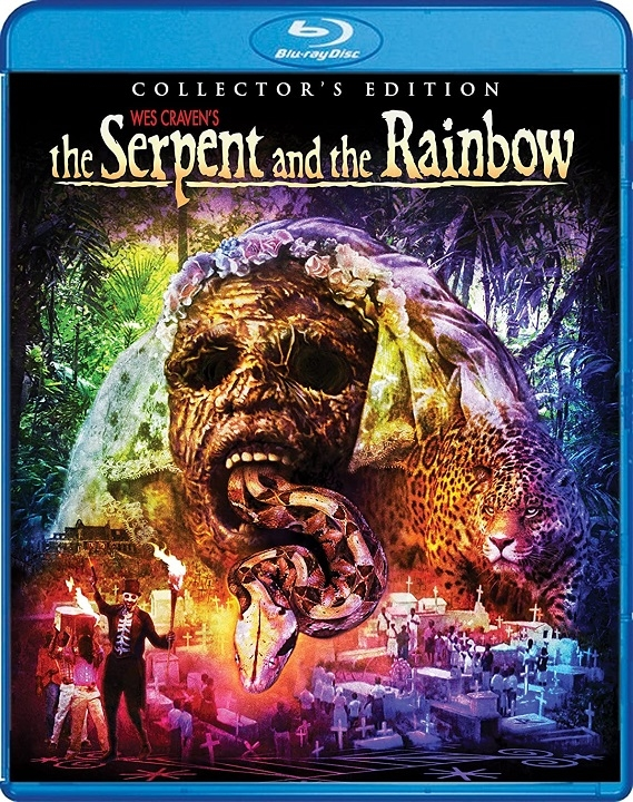 The Serpent and the Rainbow Blu-ray