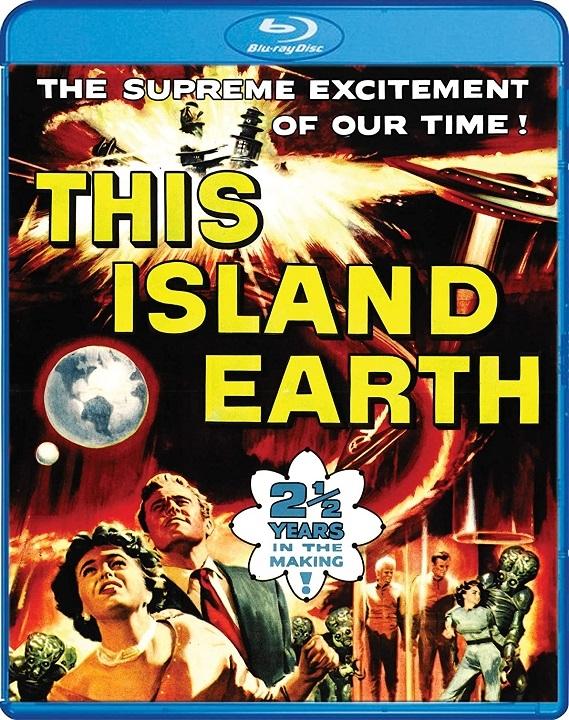 This Island Earth Blu-ray