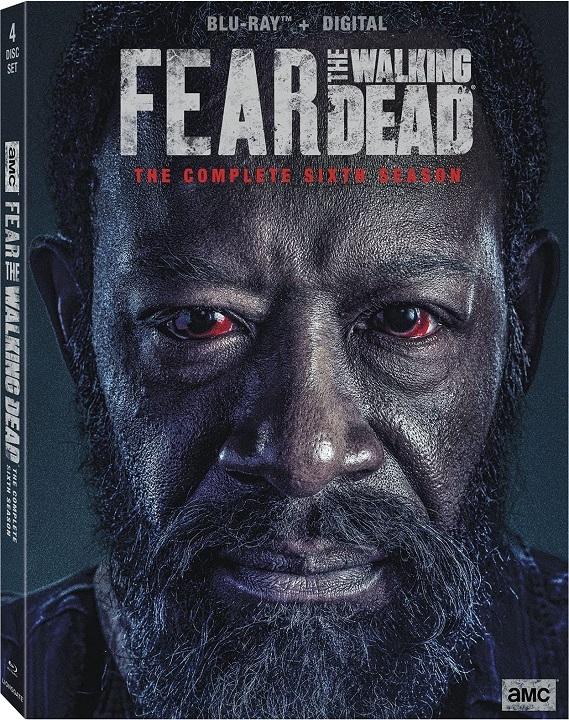 Fear the Walking Dead: Season 6 Blu-ray