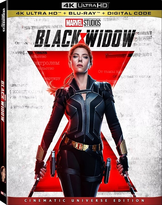 Black Widow in 4K Ultra HD Blu-ray at HD MOVIE SOURCE