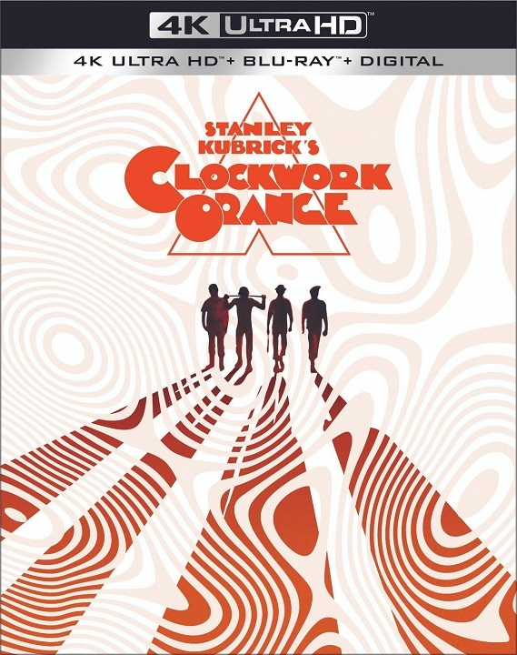 A Clockwork Orange in 4K Ultra HD Blu-ray at HD MOVIE SOURCE