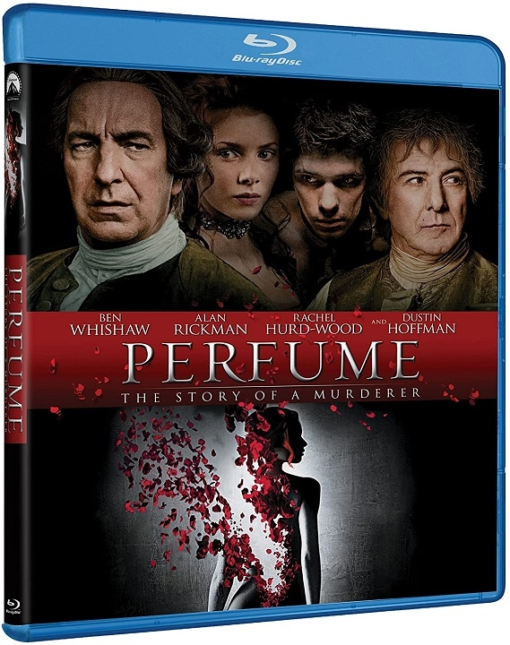 Perfume: The Story of a Murderer Blu-ray