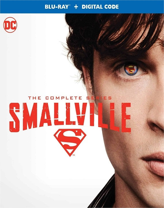 Smallville The Complete Series Blu-ray