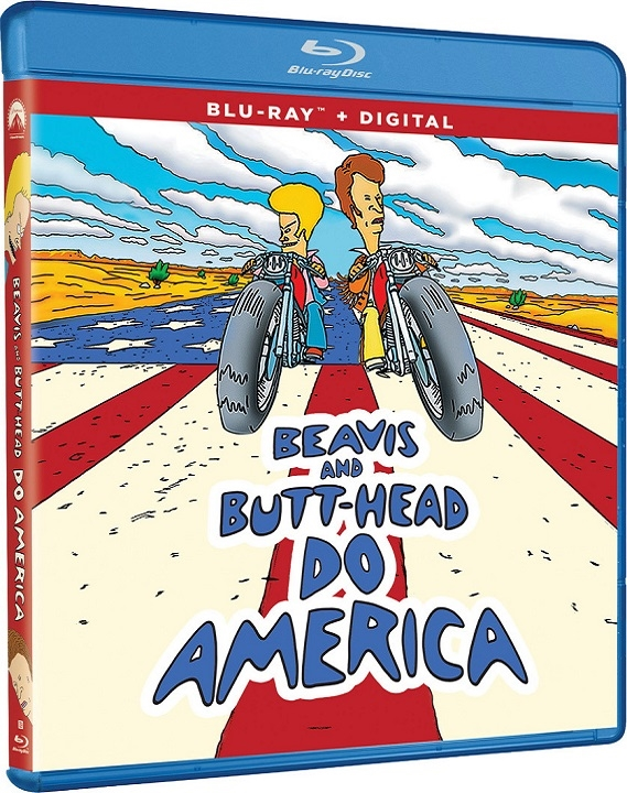 Beavis and Butt-Head Do America Blu-ray