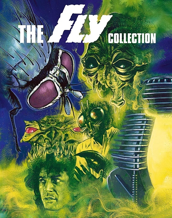 The Fly Collection Blu-ray