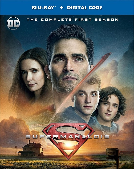 Superman & Lois: The Complete First Season Blu-ray
