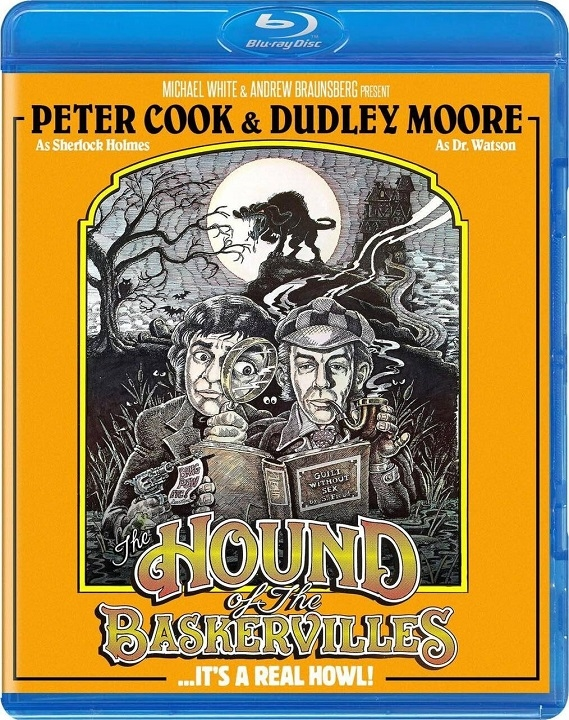 The Hound of the Baskervilles Blu-ray