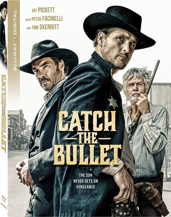 Catch the Bullet Blu-ray