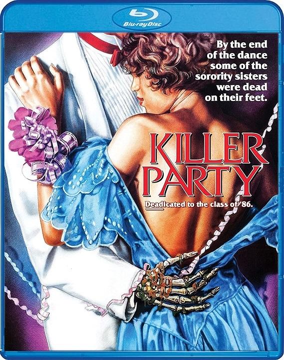 Killer Party Blu-ray